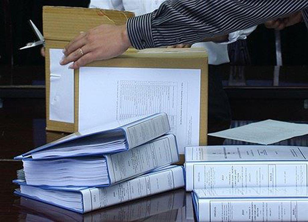 Nộp hồ sơ đề xuất tài chính sau thời điểm đóng thầu
